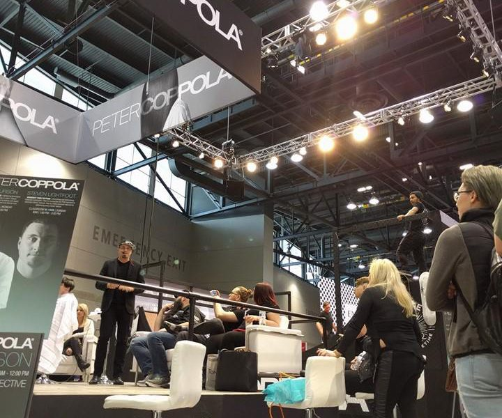 Lighting and Sound for Trade Show Booths