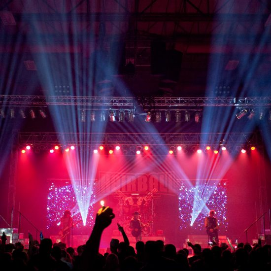 Concert Tour Sound and Lighting