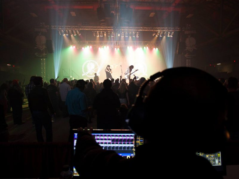 Lighting Design for Concerts