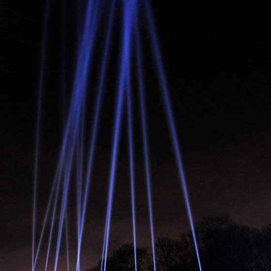 Brookfield Zoo Polar Lights Custom Lighting Design and Installation