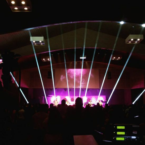 Sound and Lighting for Churches