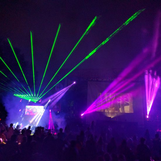 Custom Laser Shows