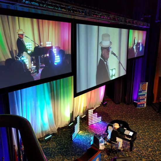 AV Services for Corporate Entertainment